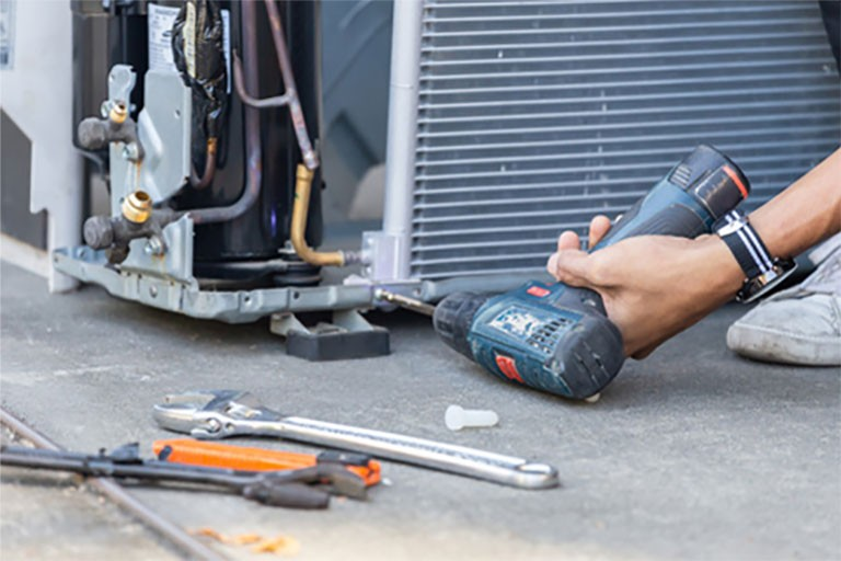 Dịch vụ bảo trì và sửa chữa